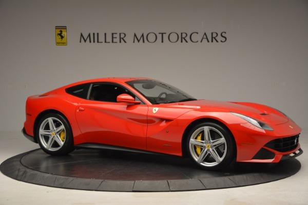 Used 2015 Ferrari F12 Berlinetta for sale Sold at Bentley Greenwich in Greenwich CT 06830 10