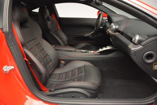 Used 2015 Ferrari F12 Berlinetta for sale Sold at Bentley Greenwich in Greenwich CT 06830 18