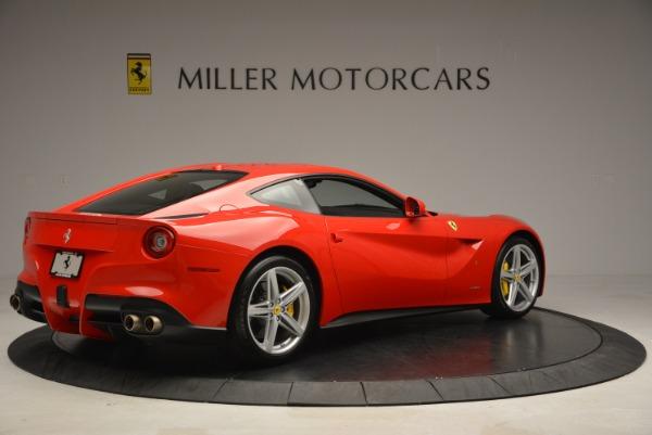 Used 2015 Ferrari F12 Berlinetta for sale Sold at Bentley Greenwich in Greenwich CT 06830 8