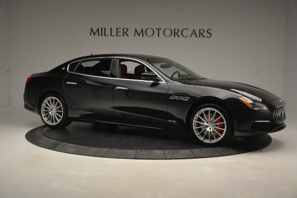 New 2019 Maserati Quattroporte S Q4 GranLusso for sale Sold at Bentley Greenwich in Greenwich CT 06830 10