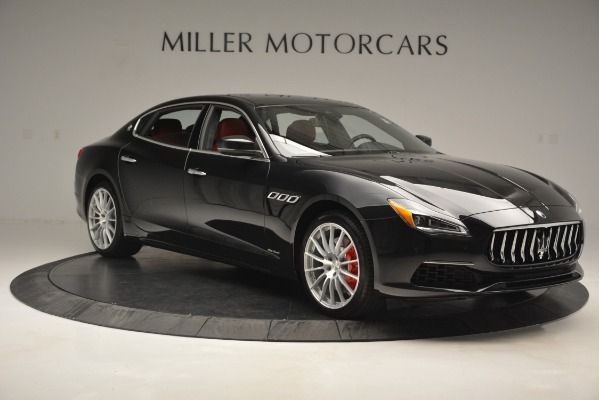 New 2019 Maserati Quattroporte S Q4 GranLusso for sale Sold at Bentley Greenwich in Greenwich CT 06830 11