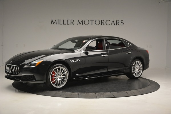 New 2019 Maserati Quattroporte S Q4 GranLusso for sale Sold at Bentley Greenwich in Greenwich CT 06830 2