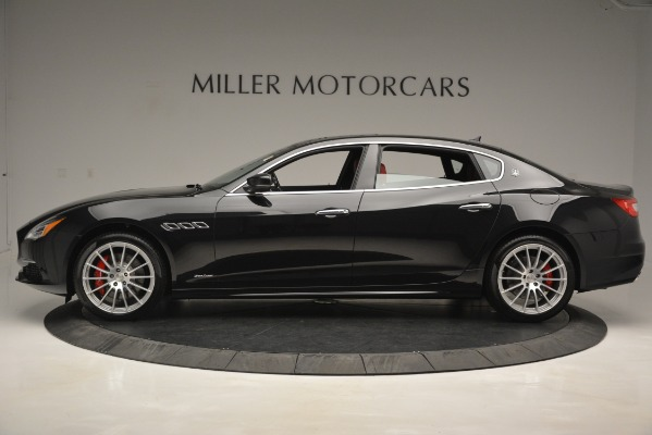 New 2019 Maserati Quattroporte S Q4 GranLusso for sale Sold at Bentley Greenwich in Greenwich CT 06830 3