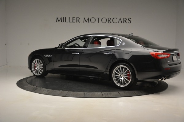 New 2019 Maserati Quattroporte S Q4 GranLusso for sale Sold at Bentley Greenwich in Greenwich CT 06830 4