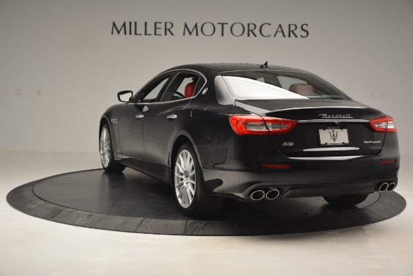 New 2019 Maserati Quattroporte S Q4 GranLusso for sale Sold at Bentley Greenwich in Greenwich CT 06830 5