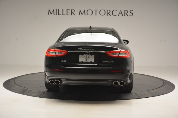 New 2019 Maserati Quattroporte S Q4 GranLusso for sale Sold at Bentley Greenwich in Greenwich CT 06830 6