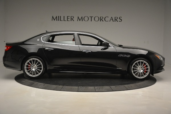 New 2019 Maserati Quattroporte S Q4 GranLusso for sale Sold at Bentley Greenwich in Greenwich CT 06830 9