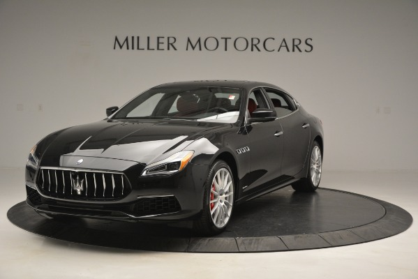 New 2019 Maserati Quattroporte S Q4 GranLusso for sale Sold at Bentley Greenwich in Greenwich CT 06830 1
