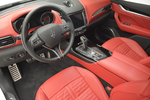 New 2019 Maserati Levante Q4 GranSport for sale Sold at Bentley Greenwich in Greenwich CT 06830 18