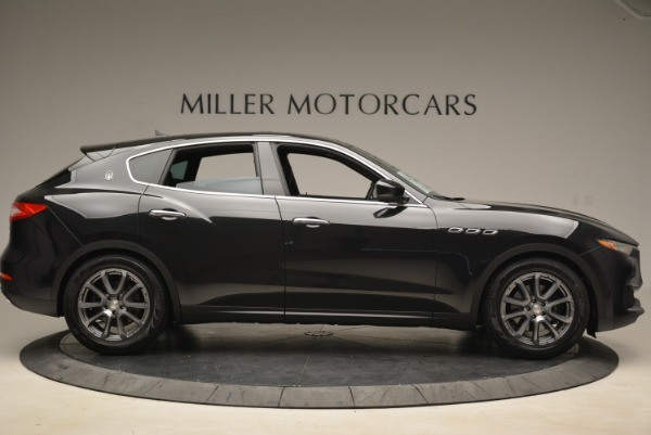 Used 2019 Maserati Levante Q4 for sale Sold at Bentley Greenwich in Greenwich CT 06830 8