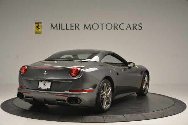 Used 2016 Ferrari California T Handling Speciale for sale Sold at Bentley Greenwich in Greenwich CT 06830 19