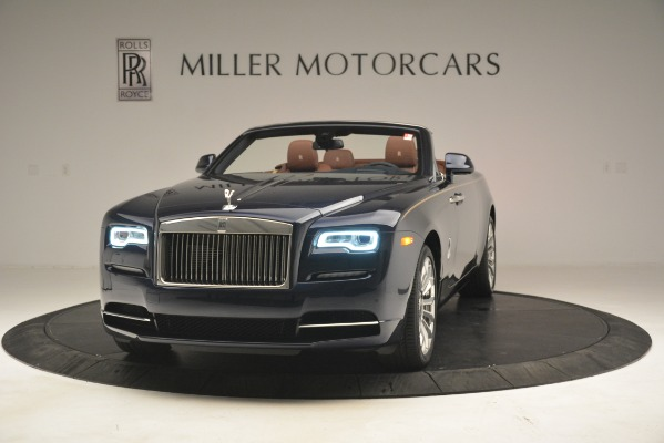 New 2019 Rolls-Royce Dawn for sale Sold at Bentley Greenwich in Greenwich CT 06830 1