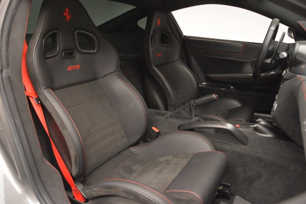Used 2011 Ferrari 599 GTO for sale Sold at Bentley Greenwich in Greenwich CT 06830 28