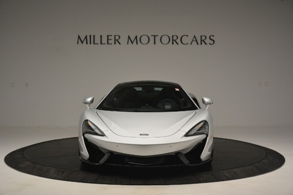 New 2019 McLaren 570GT Coupe for sale Sold at Bentley Greenwich in Greenwich CT 06830 12