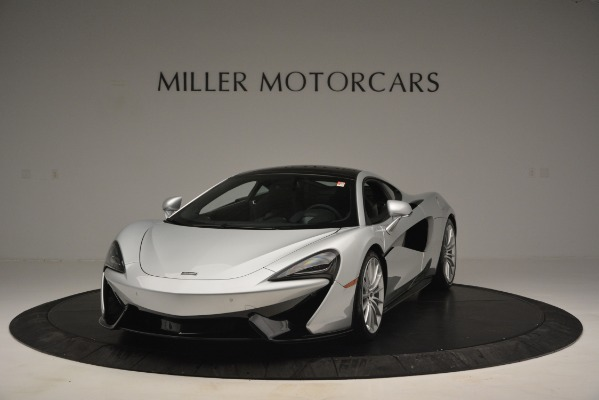 New 2019 McLaren 570GT Coupe for sale Sold at Bentley Greenwich in Greenwich CT 06830 2