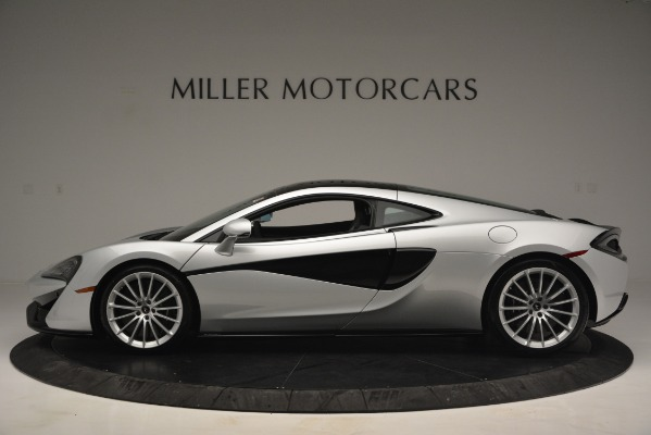New 2019 McLaren 570GT Coupe for sale Sold at Bentley Greenwich in Greenwich CT 06830 3