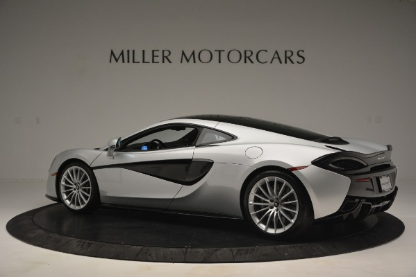 New 2019 McLaren 570GT Coupe for sale Sold at Bentley Greenwich in Greenwich CT 06830 4