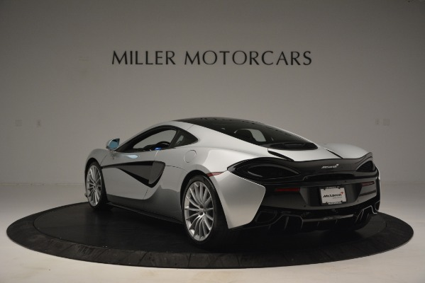 New 2019 McLaren 570GT Coupe for sale Sold at Bentley Greenwich in Greenwich CT 06830 5