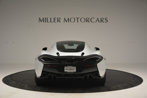 New 2019 McLaren 570GT Coupe for sale Sold at Bentley Greenwich in Greenwich CT 06830 6