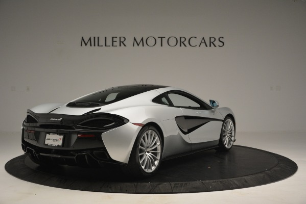 New 2019 McLaren 570GT Coupe for sale Sold at Bentley Greenwich in Greenwich CT 06830 7