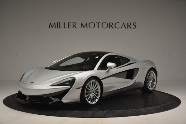New 2019 McLaren 570GT Coupe for sale Sold at Bentley Greenwich in Greenwich CT 06830 1