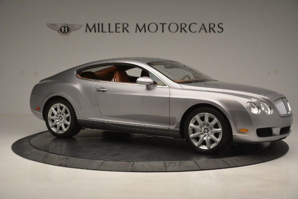 Used 2005 Bentley Continental GT GT Turbo for sale Sold at Bentley Greenwich in Greenwich CT 06830 10