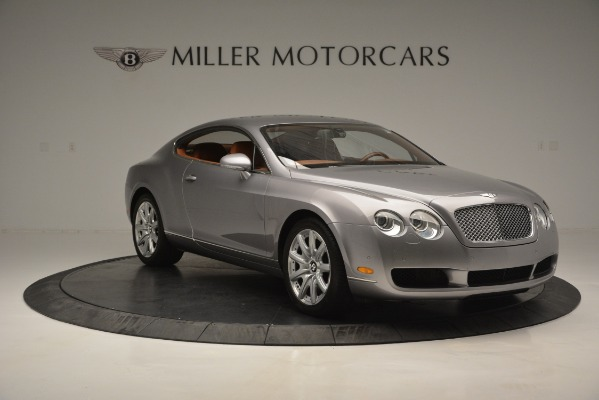 Used 2005 Bentley Continental GT GT Turbo for sale Sold at Bentley Greenwich in Greenwich CT 06830 11