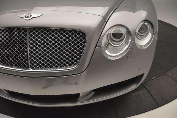 Used 2005 Bentley Continental GT GT Turbo for sale Sold at Bentley Greenwich in Greenwich CT 06830 13