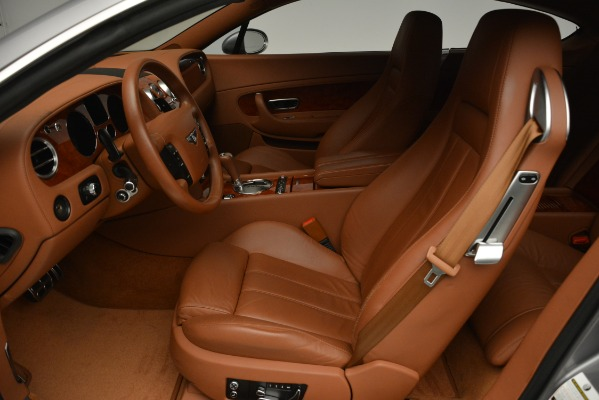 Used 2005 Bentley Continental GT GT Turbo for sale Sold at Bentley Greenwich in Greenwich CT 06830 18