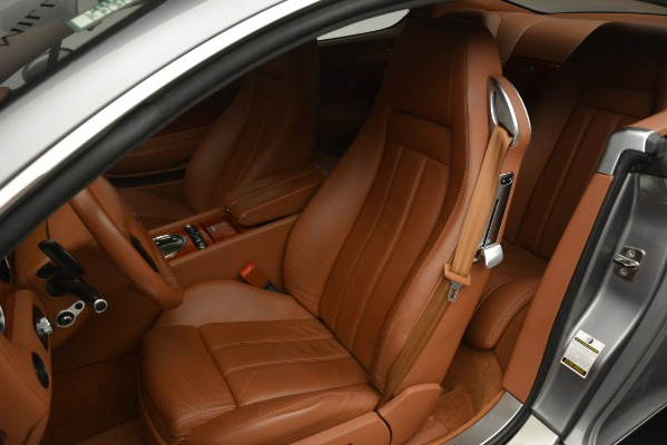 Used 2005 Bentley Continental GT GT Turbo for sale Sold at Bentley Greenwich in Greenwich CT 06830 19