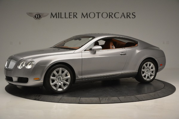 Used 2005 Bentley Continental GT GT Turbo for sale Sold at Bentley Greenwich in Greenwich CT 06830 2