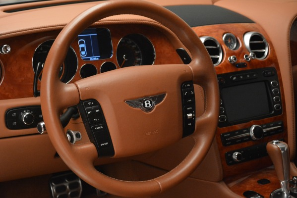 Used 2005 Bentley Continental GT GT Turbo for sale Sold at Bentley Greenwich in Greenwich CT 06830 20