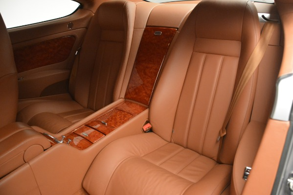 Used 2005 Bentley Continental GT GT Turbo for sale Sold at Bentley Greenwich in Greenwich CT 06830 23