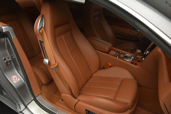 Used 2005 Bentley Continental GT GT Turbo for sale Sold at Bentley Greenwich in Greenwich CT 06830 27