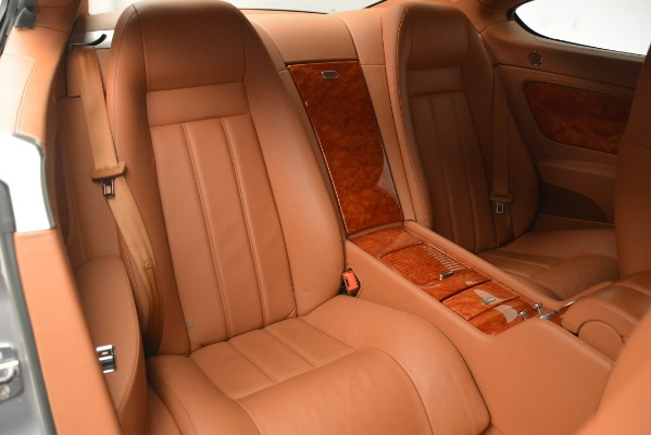 Used 2005 Bentley Continental GT GT Turbo for sale Sold at Bentley Greenwich in Greenwich CT 06830 28