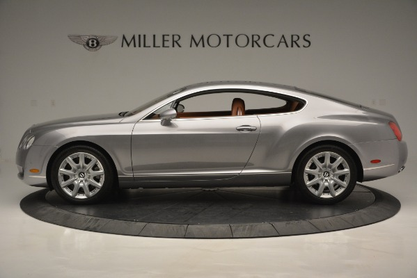 Used 2005 Bentley Continental GT GT Turbo for sale Sold at Bentley Greenwich in Greenwich CT 06830 3