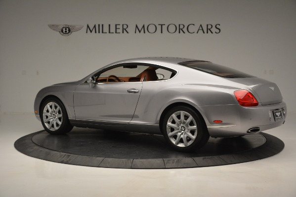 Used 2005 Bentley Continental GT GT Turbo for sale Sold at Bentley Greenwich in Greenwich CT 06830 4