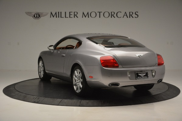 Used 2005 Bentley Continental GT GT Turbo for sale Sold at Bentley Greenwich in Greenwich CT 06830 5