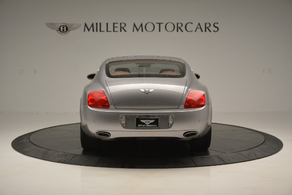 Used 2005 Bentley Continental GT GT Turbo for sale Sold at Bentley Greenwich in Greenwich CT 06830 6