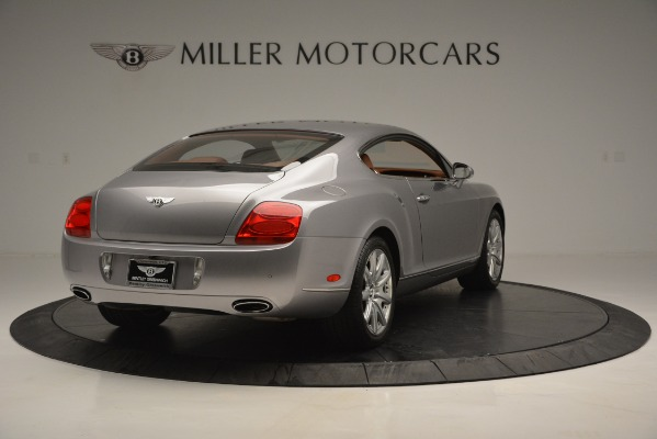 Used 2005 Bentley Continental GT GT Turbo for sale Sold at Bentley Greenwich in Greenwich CT 06830 7