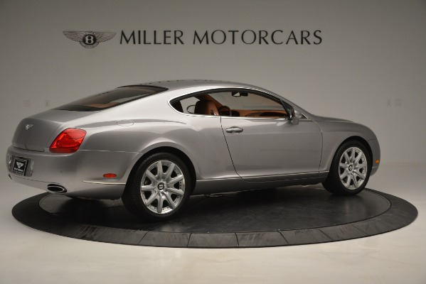 Used 2005 Bentley Continental GT GT Turbo for sale Sold at Bentley Greenwich in Greenwich CT 06830 8