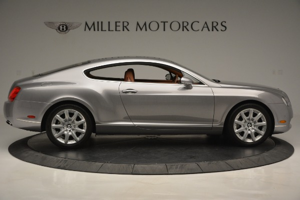 Used 2005 Bentley Continental GT GT Turbo for sale Sold at Bentley Greenwich in Greenwich CT 06830 9
