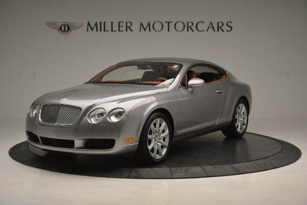 Used 2005 Bentley Continental GT GT Turbo for sale Sold at Bentley Greenwich in Greenwich CT 06830 1