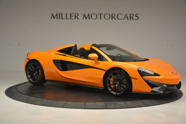 Used 2019 McLaren 570S SPIDER Convertible for sale $240,720 at Bentley Greenwich in Greenwich CT 06830 10
