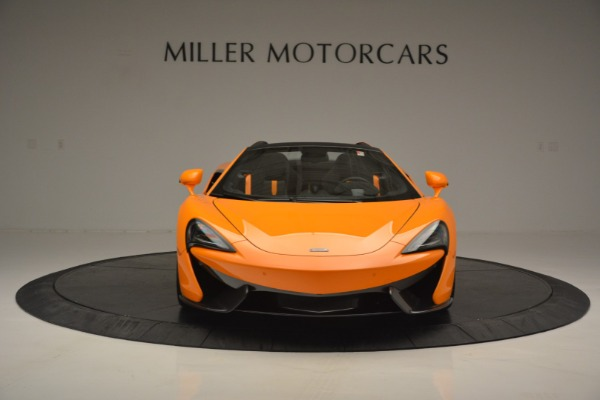 Used 2019 McLaren 570S Spider for sale Sold at Bentley Greenwich in Greenwich CT 06830 12