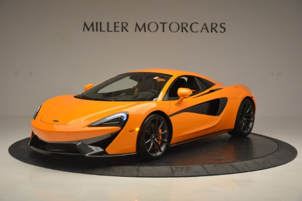 Used 2019 McLaren 570S Spider for sale Sold at Bentley Greenwich in Greenwich CT 06830 15