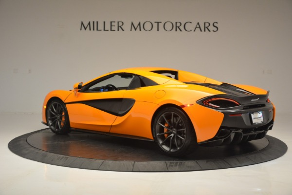 Used 2019 McLaren 570S Spider for sale Sold at Bentley Greenwich in Greenwich CT 06830 17