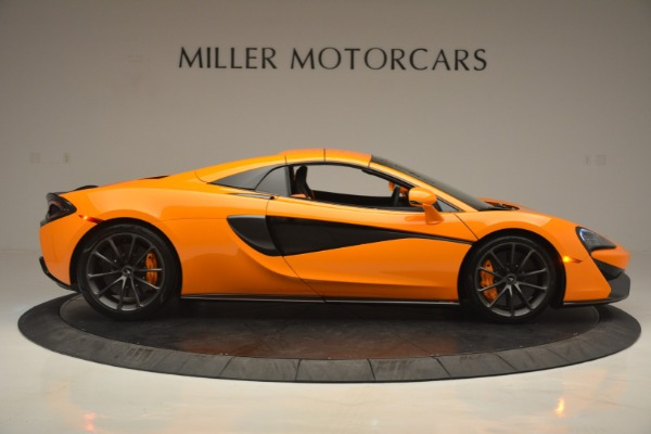 Used 2019 McLaren 570S Spider for sale Sold at Bentley Greenwich in Greenwich CT 06830 20