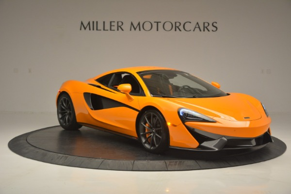 Used 2019 McLaren 570S Spider for sale Sold at Bentley Greenwich in Greenwich CT 06830 21