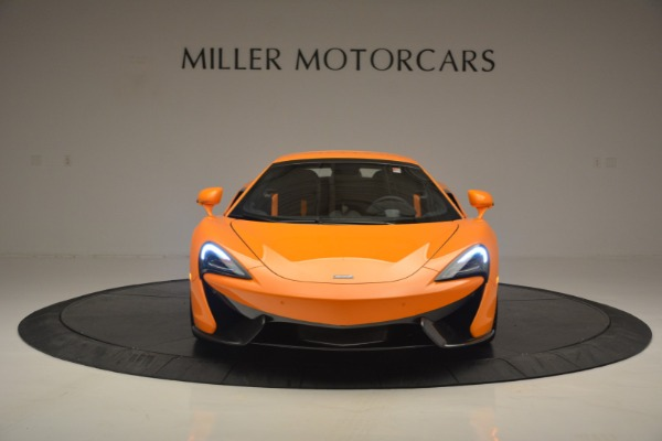 Used 2019 McLaren 570S Spider for sale Sold at Bentley Greenwich in Greenwich CT 06830 22